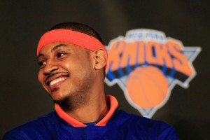 So much anticipation for 'melo, but where's the payoff?