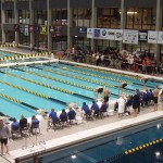 Day 1: B1G Men's Swimming and Diving Championships