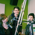 In-Studio: The Half Hearts, Zoo Animal, The Olympics — 3/9/12