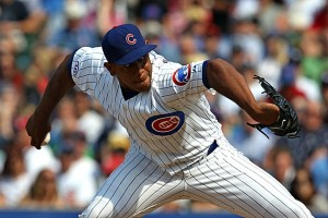 Marmol on the mound