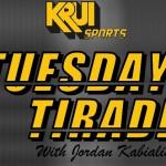 Tuesday Tirade: April 17th