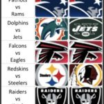 NFL Picks: Week 8