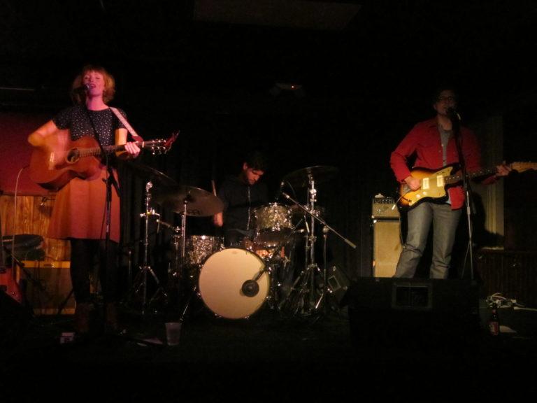 Haley Bonar and band