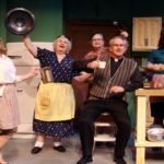 Show Preview: Away in the Basement: A Church Basement Ladies Christmas
