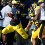 Michigan Offense too Much for Hawkeyes