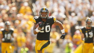 While the black and gold jerseys are stellar, a mix-up once a year wouldn't hurt.