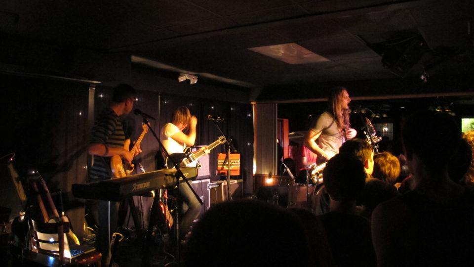 Menomena Playing at The Mill