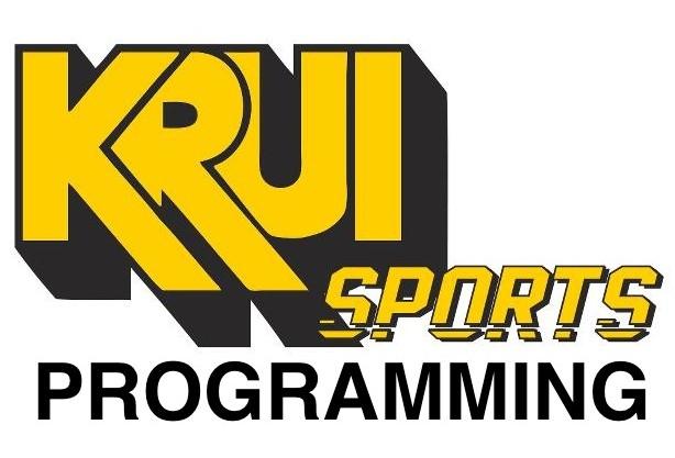 KRUI Sports Programming