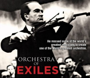 Orchestra of Exiles Poster Image