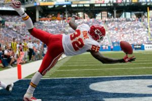 High expection going in 2013 for fromer pro bowl receiver Dwayne Bowe