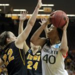 Iowa Women roll against Miami 69-53, Will Face Notre Dame in Second Round
