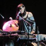 "Photos: Emily Wells from ""The Drums Inside Your Chest"" @ The Englert Theatre – 4/7/13"
