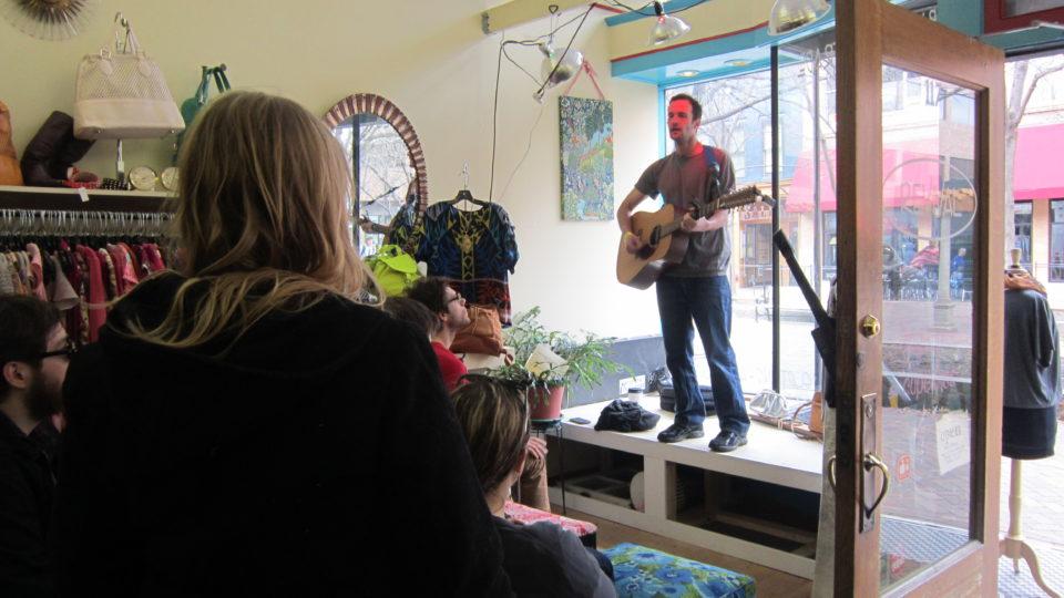 John Lindenbaum at Revival