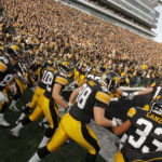 Kinnick Stadium Public Announcement: Fans need to improve!
