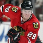 Blackhawks Win First Game in Series Against Wild