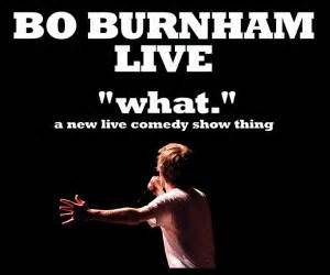 "Bo Burham ""What."" Tour"