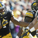 Martin-Manley's Historic Day Leads Way For Hawkeyes Victory