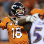 Manning Manhandles the Ravens