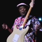 Hancher Presents: Buddy Guy at Iowa Soul Festival, 9/13/13