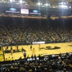 Iowa women's basketball performs well in Black and Gold Blowout