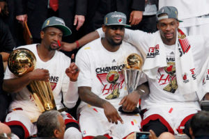 Can anybody dethrone the Miami Heat this season?