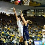Iowa women cruise against Concordia-St. Paul, but not without a few bumps in the road