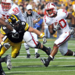 Hawkeyes not able to contain White, Badgers