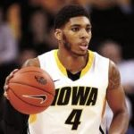 Iowa Earns Fourth Straight Win Behind Marble