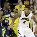 Marble's Big Day Leads Hawkeyes In Rout Over Michigan