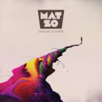 Cover art for Mat Zo's latest album, Damage Control