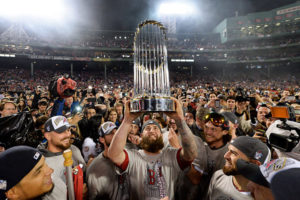 The Boston Red Sox look to return to their heroic 2013 World Series performance. (Photo: Rob Tringali/MLB Photos/Getty Images)
