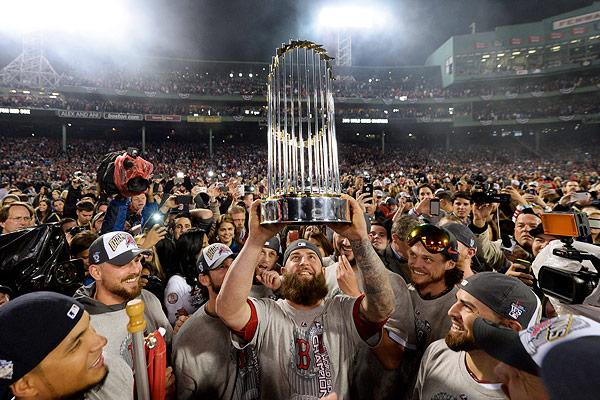 world series baseball 2014 ending relationship