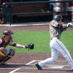 Iowa uses bats to get by Gophers
