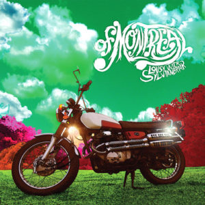 Of Montreal's latest album Lousy with Sylvianbriar was released in October of 2013.