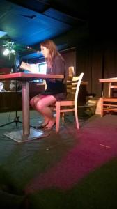 Rachel Kushner reads from her new novel, The Flamthrowers
