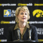 Hawkeyes Women's Basketball Media Day Recap