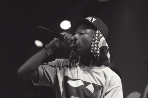 Early On, Bishop was compared to Brooklyn's own Joey Bada$$. (Photo Credit: Erez Avissar)