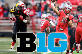 Newcomers Rutgers and Maryland are quickly adjusting to life in the Big Ten.