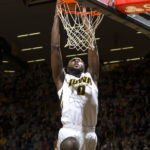 Hawkeyes Defeat Huskies on Emotional Night