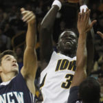 Hawkeye Bench Shines in Exhibition Win