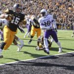 Iowa Rides Explosive Offense Past Northwestern