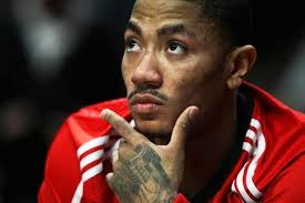 The Bulls can't have Derrick Rose missing games in the playoffs again