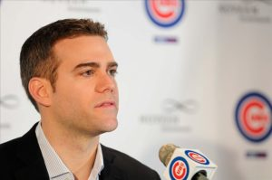 Theo Epstein has some big decisions to make this offseason(Photo:projectshanks.com)