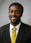 Gabe Olaseni is averaging 8.4 PPG and 5.5 RPG for the Hawkeyes this season.