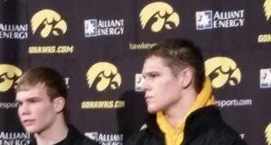 Brandon Sorensen and Nathan Burak