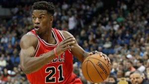 Jimmy Butler and the Bulls are hoping to put it all together in the final months of the season. (Photo: www.thehoopdoctors.com)
