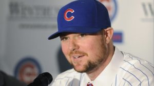 The Cubs won the bidding war for Jon Lester and got a true ace that they had been lacking.