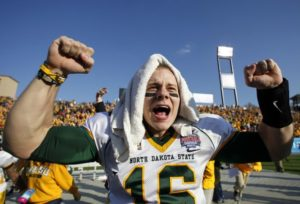 The North Dakota State Bison have become one of the most feared squads in college football - both FCS and FBS.