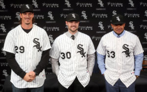 Rick Hahn made some key acquisitions this offseason that have the White Sox eyeing October baseball.