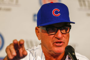 The Cubs made a big splash when it hired Joe Maddon as manager